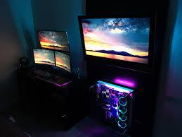 pc gamer bureau bureau informatique gamer nouveau megaport high end pc gamer intel