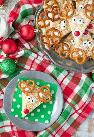 Rudolph Rice Krispie TreatsQuick Cute And Easy Christmas Treats Fun