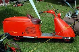 Unusual Motor Scooters