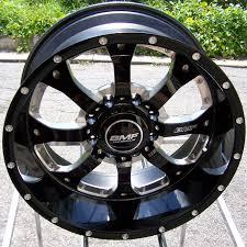 100 Bmf Truck Wheels 20x9 Black BMF Novakane Rims Chevy Silverado GMC Dodge 2500
