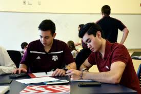 texas a m physics completes peer led team learning pilot program