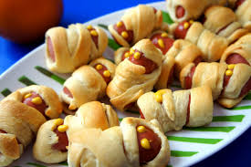 Halloween Hotdog Fingers by Halloween Dinner Ideas I Wash You Dry