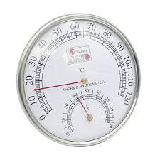sauna schwimmbecken sauna thermometer hygrometer kombiin