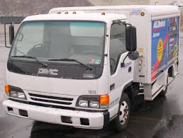 100 Gmc Trucks FileGMC AC Delco Battery Truckjpg Wikimedia Commons