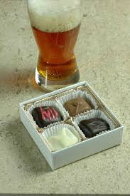 Harpoon Ufo Pumpkin Clone by Beer Flavored Candy Is Making Waves In Chocolates Toffees And