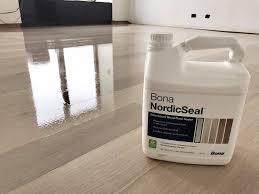 Bona Water Based Floor Sealer by Whitewashed Hardwood Floor White Oak In Chicago Tom U0026 Peter