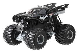 Hot Wheels® Monster Jam® Batman - Shop Hot Wheels Cars, Trucks ... Hot Wheels Trackin Trucks Speed Hauler Toy Review Youtube Stunt Go Truck Mattel Employee 1999 Christmas Car 56 Ford Panel Monster Jam 124 Diecast Vehicle Assorted Big W 2016 Hualinator Tow Truck End 2172018 515 Am Mega Gotta Ckc09 Blocks Bloks Baja Bone Shaker Rad Newsletter Dairy Delivery 58mm 2012 With Giant Grave Digger Trend Legends This History Of The Walmart Exclusive Pickup Series Is A Must And