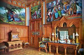 ankleidezimmer schloss neuschwanstein könig ludwig ii