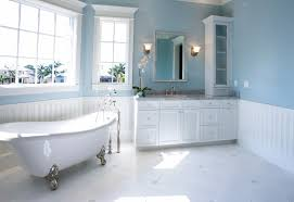 Paint Colors For Bathrooms 2017 by Awesome Blue Plus Nuance Bathroom Colors Together With Bathub