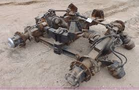 100 Truck Suspension Hendrickson Truck Suspension Item K3764 SOLD April 22 V