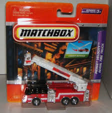 100 Matchbox Fire Trucks MATCHBOX 2009 PIERCE VELOCITY AERIAL FIRE TRUCK FREE SHIPPING