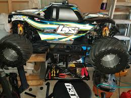 My HUGE Losi MTXL | RC Hobbies | Pinterest | Rc Hobbies And Radio ...