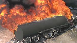 100 Truck Explosion Fuel Tanker Involved In Fatal Crash Explodes In Benin Welcome To