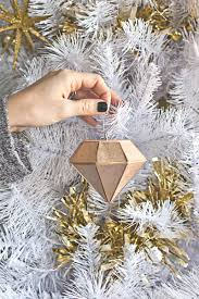 Donner And Blitzen Christmas Trees by 25 Beautiful Diy Christmas Ornaments