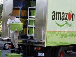 100 Food Delivery Truck Grocery Home May Be Greener Than Schlepping To The Store