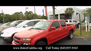 2011 Chevy Colorado 1LT - Used Trucks For Sale Charleston, SC ...