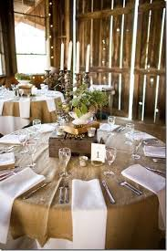 Pretty And Rustic All Rolled Into One For Barn Wedding Reception Or Rehearsal Dinner