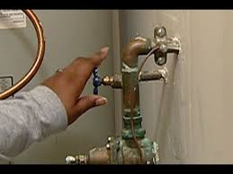 Outdoor Faucet Leaking From Top by How To Fix A Leaky Shut Off Valve This Old House Youtube