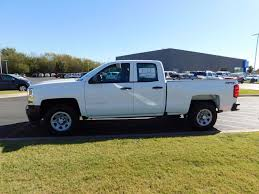 2018 New Chevrolet Silverado 1500 4WD Double Cab 143.5