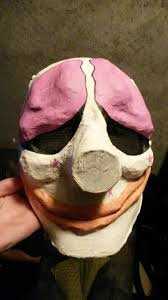 Payday 2 Halloween Masks Disappear by Payday 2 Homemade Masks Album On Imgur