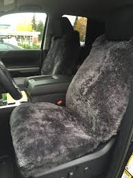 100 Car Seat In Truck Sheepskin And Covers