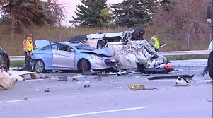 Semi, 6 Cars Crash, Injuring 8 On Tri-State Tollway Near Gurnee ...