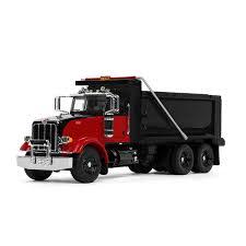 100 Toy Peterbilt Trucks Wwwscalemodelsde PETERBILT Model 367 Dump Truck Redblack