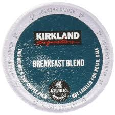 Kirklands Outdoor Patio Furniture by Kirkland Breakfast Blend Single Cup Coffee Or Tea Or Cider For