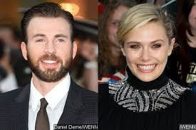 Report Chris Evans And Elizabeth Olsen Are Dating