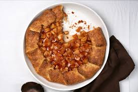 Spiked Apple Galette Recipe