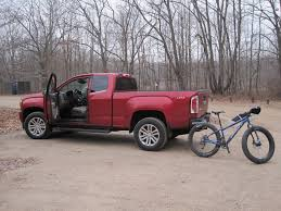 New Bike Hauler! 2015 GMC Canyon- Mtbr.com