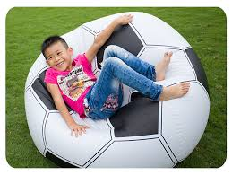 Intex Inflatable Sofa With Footrest by New Inflatable Sofa Intex Football Inflatable Sofa Chair Lazy