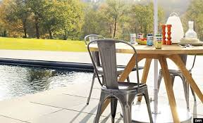 Tolix Seat Cushions Australia by Tolix Marais Chairs Very Ventura Lifestyle Blog