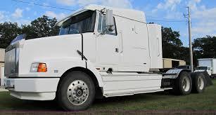 100 Semi Truck Mirrors 1993 Volvo WIA64 Semi Truck Item A5455 SOLD September