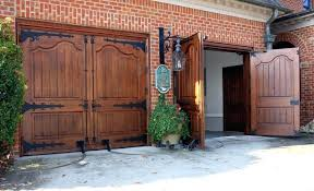 Swinging Garage Doors Swing Garage Doors Wooden Manual Carriage