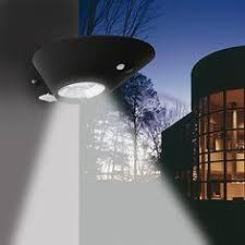 mpow bright solar powered weatherproof outdoor led motion sensor