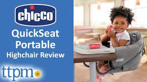 QuickSeat Portable Hook-On Chair From Chicco High Chair Dinner Table Seat Baby Booster Toddler Trend Sit Right Paisley Chicco Caddy Hook On Vapor 10 Chairs Youll Wish Were Your Registry Parenting Comfy High Chair With Safe Design Babybjrn 360 8 Best Of 2018 Portable Top For Babies Toddlers Heavycom Expert Advice Feeding Children Littles Take A Look At This Regalo Navy Easy Diner Hookon Kohls