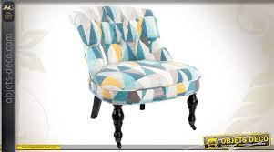 siege crapaud fauteuil crapaud contemporain en bois et en tissu