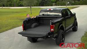 Gator SR1 Roll Up Tonneau Cover On A 2015 Ford F-150 Product Review ...