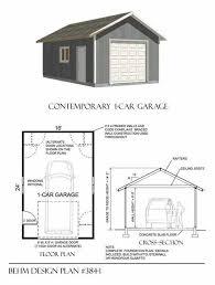 garage amazing plans design sip with bonus room the better garages