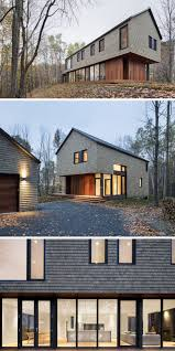 100 Cedar Sided Houses 13 Examples Of Modern With Wooden Shingles CONTEMPORIST