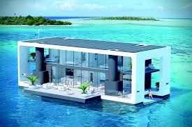 100 Houses Magazine Online 3 Sustainable Floating Homes For A Life Aquatic Eluxe