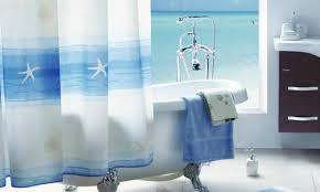 beach themed bathroom decor design ideas and accessories