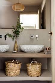 Small Bathroom Decor Ideas Pinterest by Best 25 Natural Bathroom Ideas On Pinterest Natural Bathroom