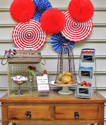 Backyard Bbq Decoration Ideas by Build Your Own Shortcakes Bar Free Printables Celebrations At Home