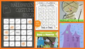 Halloween Mad Libs Free by Crayon Freckles 25 Free Halloween Printables For Kids