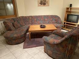 sofa sessel tisch teppich wohnzimmer holz einrichtung ab 15 vb