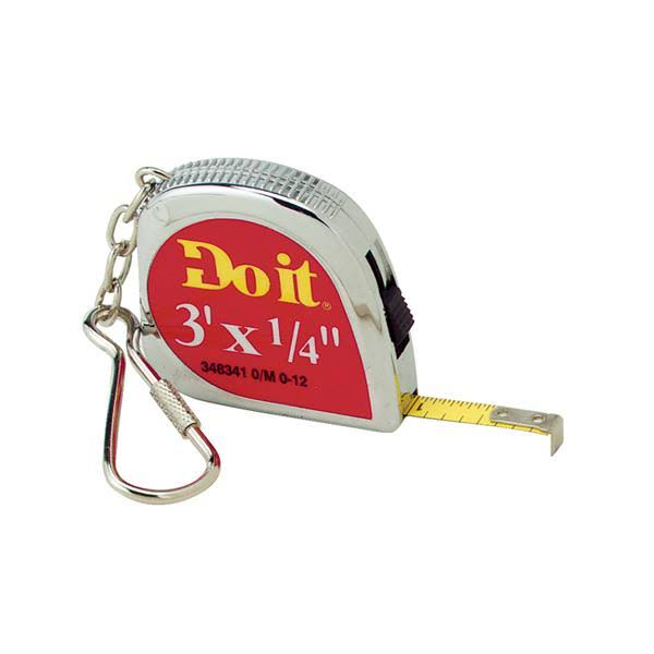 Do it Key Ring Tape Measure