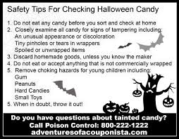 Halloween Candy Tampering 2014 by Free Printable Safety Tips For Checking Halloween Candy