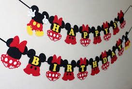 Mickey And Minnie Mouse Bath Decor by Mickey And Minnie Mouse Birthday Decorations Inspired Disney